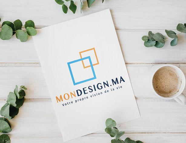 Logo mon design