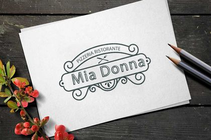 Logo Mia Donna