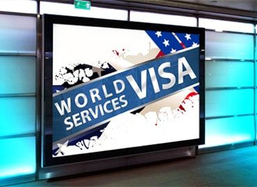 Outdoor Poster World Visa services