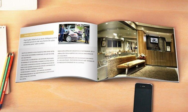 Brochure PARK SUITES HÔTEL & SPA