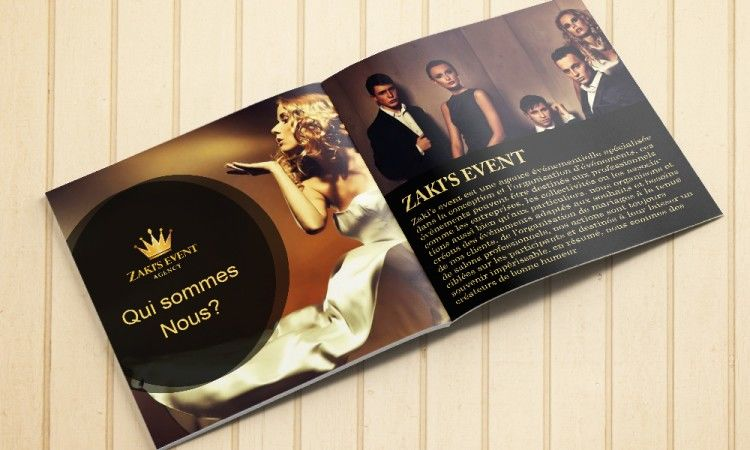 Brochure ZAKI'S EVENT