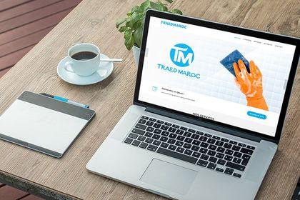 Site web Traed Maroc