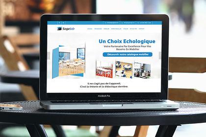 Site web Sogelab