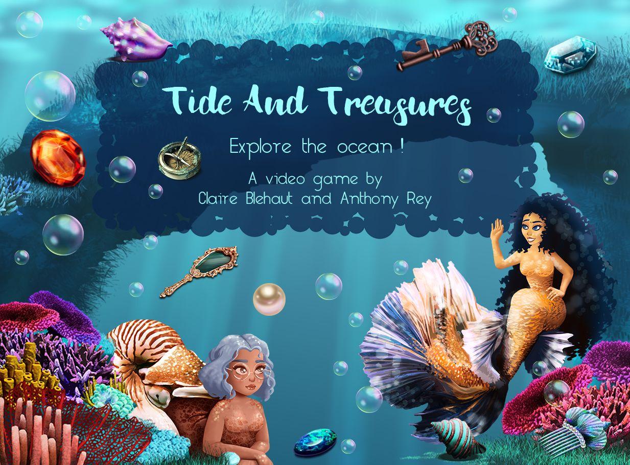Jeu Vidéo: Tide and Treasures