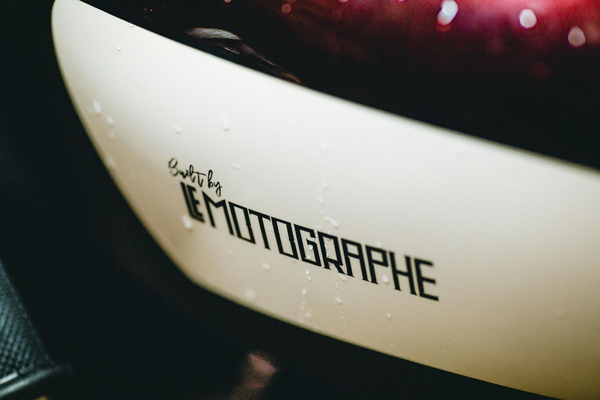 Identité pour Le Motographe