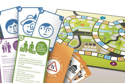 Réalisation d'un jeu social pour l'Arche France