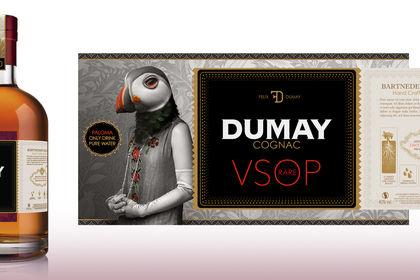 Projet Etiquette Dumay