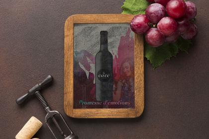 Présentation La cave à vin