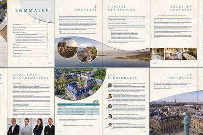 EXTRAIT PROSPALE 20 PAGES pour Drone Immobilier