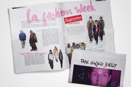 Journal d'enquête autour de la mode