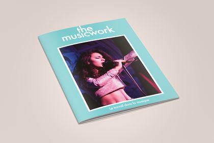 Livret The Musicwork