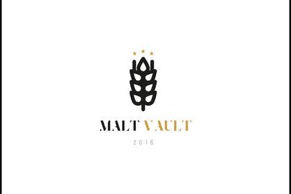 Malt Vault (Client from designcrowd)