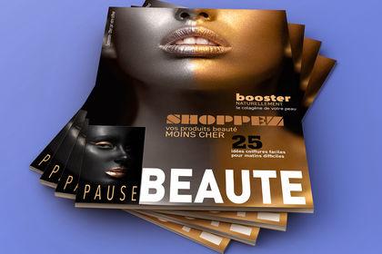 Magazine pause beaute
