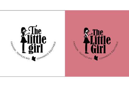 Logo the little girl