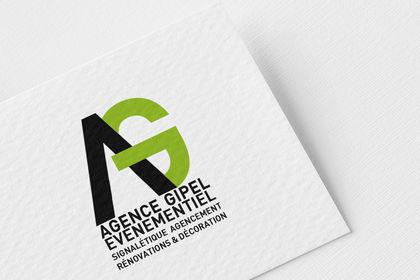 Logo agence gipel