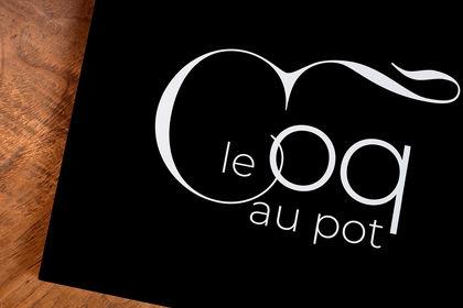 Logo le Coq au pot