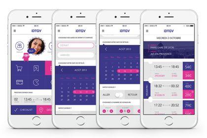 Application iPhone iDTGV