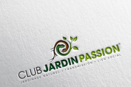Logo Club Jardin Passion