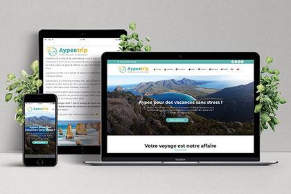 Site internet AYPEETRIP
