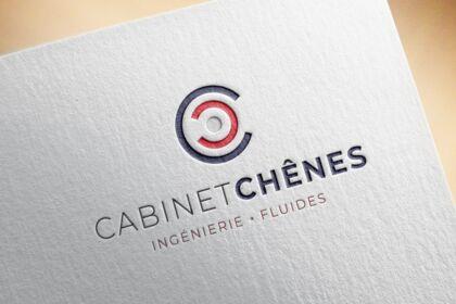 Logo Cabinet Chênes