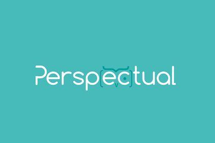 Concept de logo pour Perspectual