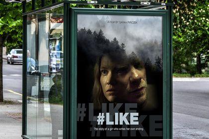 Affiche pour le film #Like