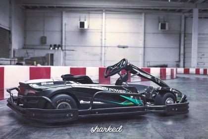 Réalisation / creation design Karting Electrique