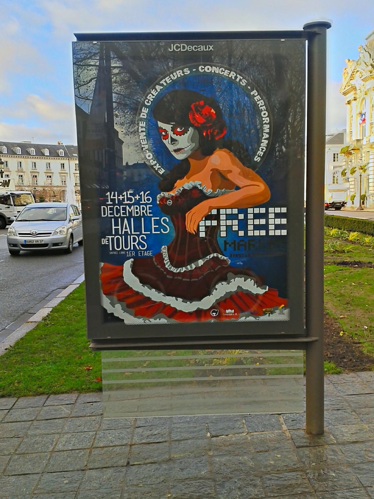 Freemarket de tours 2012