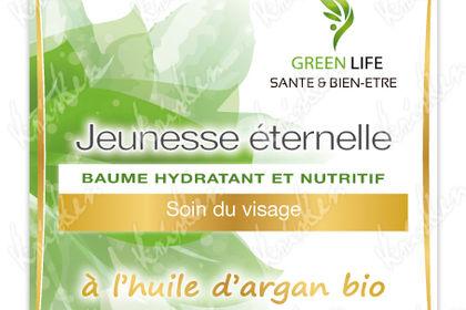 Greenlife - etiquettte produit