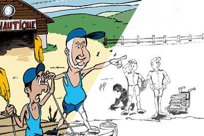 Illustration agra - communication interne