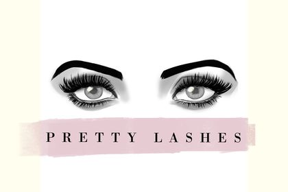 Logo Pretty Lashes
