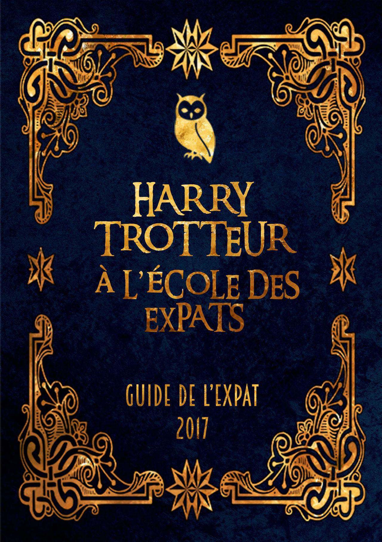 Couverture du Guide de l'Expat'