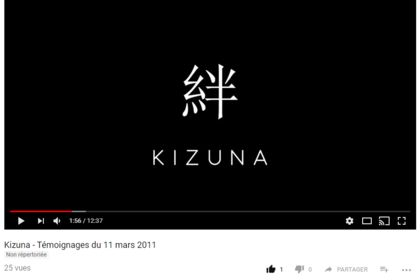 KIZUNA - Montage documentaire