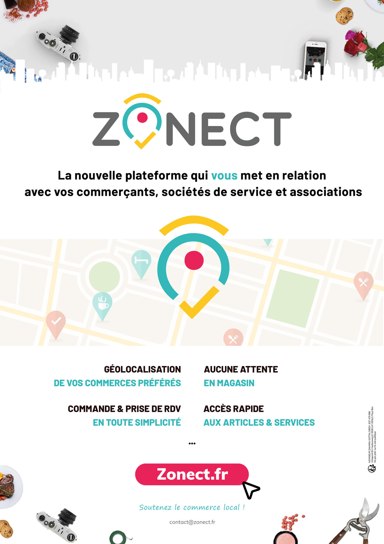 Zonect - Affiche B to C
