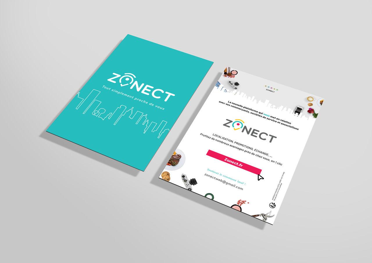 Zonect - Flyer Bo to C
