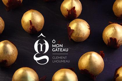 Logo d'un blog de pâtisserie