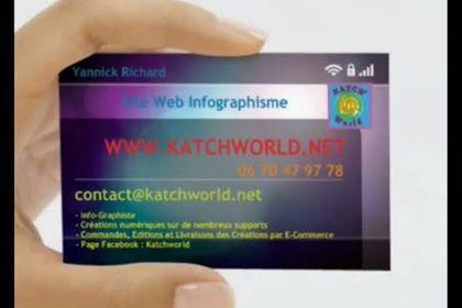 Carte de visite Katchworld