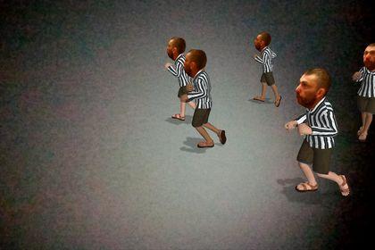 Image après numérisation 3D et clip vidéo