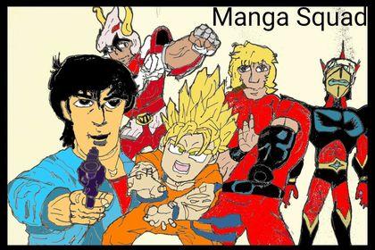 Mes héros manga préférés