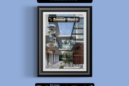 Création editorial magazine