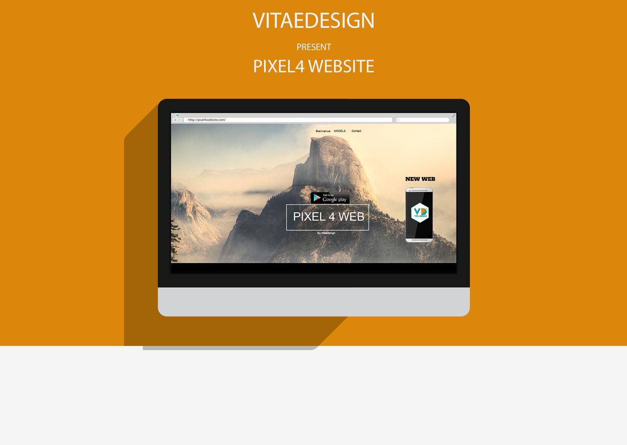 Création site web ( webdesign)