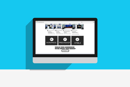 Web design pixel4web
