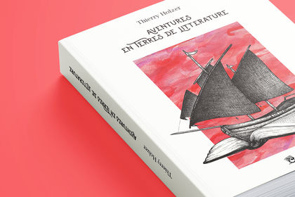 Aventures en Terres de Littérature - Illustration