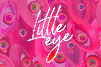 Little Eye - Création de pochette d'album
