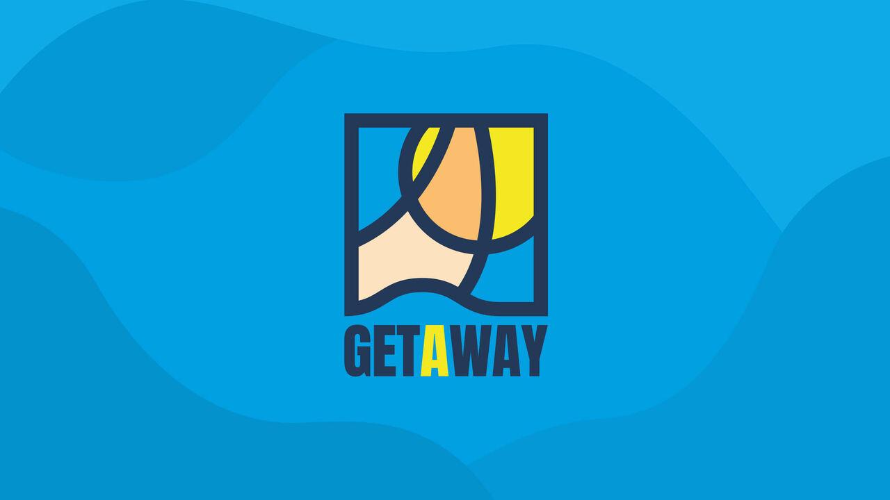 Création de logo & charte graphique - Get AWay