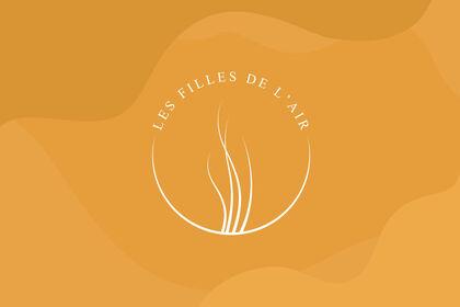 Création de logo - Les Filles de l'Air