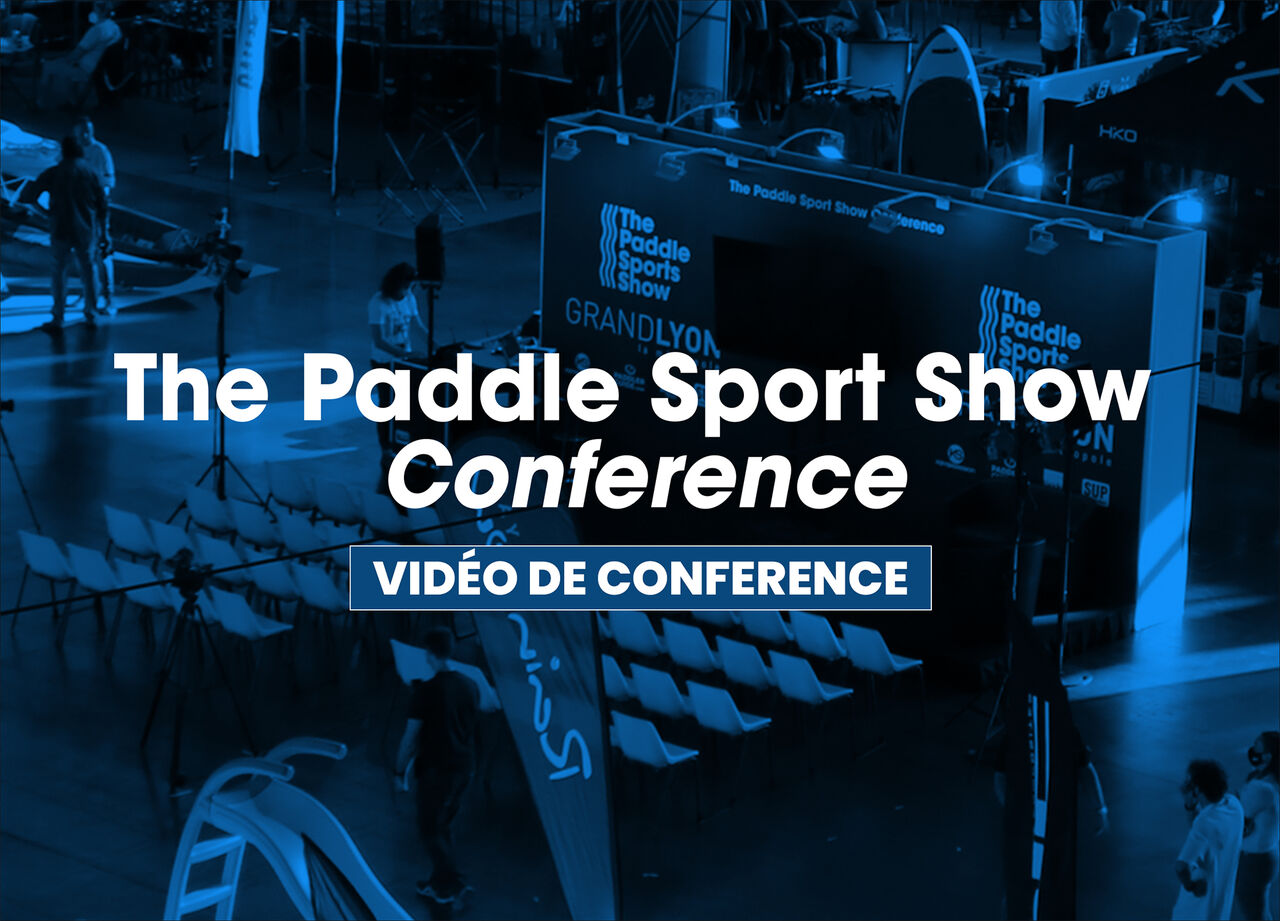 The PaddleSports Show - Vidéo de conférence