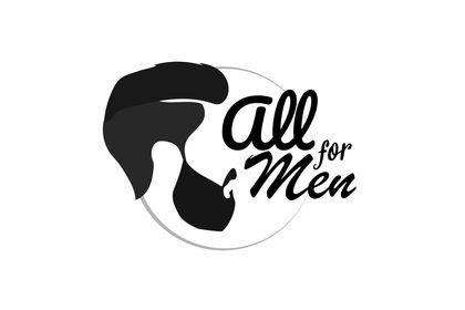 Logo All for men - Barber Shop