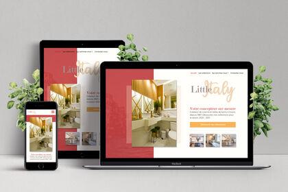 Web design - Responsive design