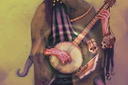 Banjo Lovecraftian Executioner